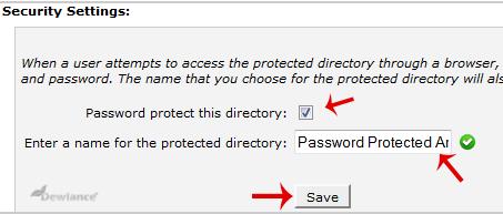 Cara Melindungi Folder dengan Username dan Password di Cpanel
