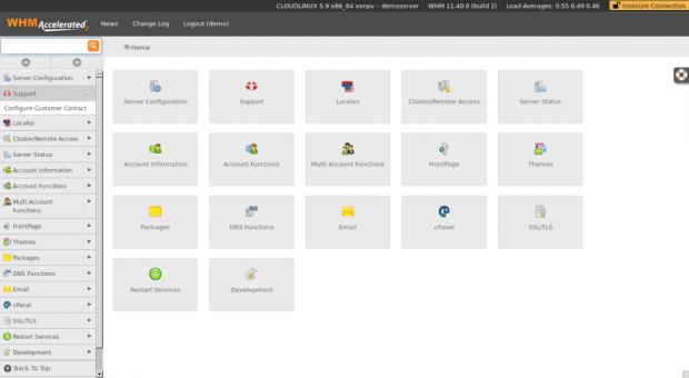 Beberapa Control Panel berbayar untuk Server Linux