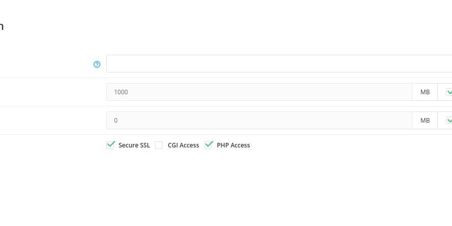 Membuat domain atau add-on domain pada server Directadmin